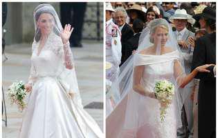 Kate Middleton și Charlene de Monaco sunt cele mai iubite prințese din lume. Uimitor cât de asemănătoare sunt viețile lor