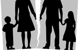 Divorțul și copiii. Cum îi spui copilului că veți divorța