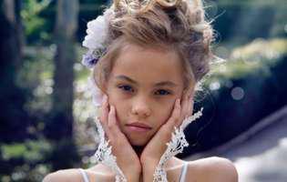 La doar 12 ani este vedetă pe Instagram. Zeci de mii de oameni intră zilnic pe contul ei să-i admire fotografiile și ținutele elegante