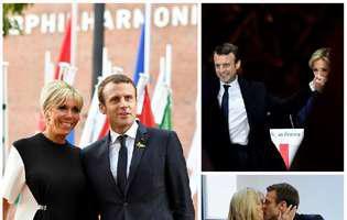 Incredibil cât de mult se iubesc. Emmanuel Macron a surprins iar pe toată lumea. I-a făcut soției sale cea mai frumoasă declarație de dragoste