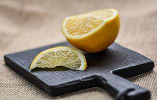 6 moduri ieftine să-ți cureți locuința fără chimicale. Folosește lămâile!