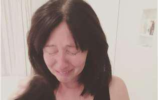 Shannen Doherty, în lacrimi! Dezvăluiri sfâșietoare despre lupta împotriva cancerului