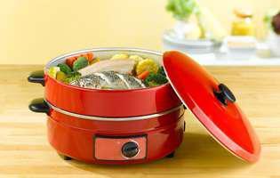 gătitul la aburi și beneficiile pentru sănătate