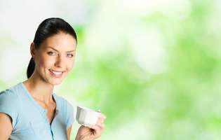 Cele mai bune remedii naturale pentru chisturile ovariene: Ceaiul de mușețel