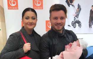 Gabriela Cristea și micuța Iris au fost externate. Cum arată îndrăgita prezentatoare TV
