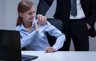 Hărțuirea sexuală la serviciu. Cum îi pui capăt