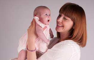 Bebelușul plânge - la ce metode apelezi pentru a-l liniști