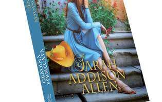 """""""Grădina fermecată"""" de Sarah Addison Allen, despre dragoste și pasiune"""