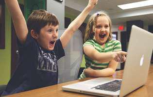 Jocurile video - în ce moduri poate îmbunătăți dezvoltarea copiilor