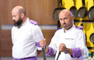 """Cătălin Scărlătescu, negru de supărare după terminarea emisiunii """"Chefi la cuțite"""": """"Îmi pare atât, atât de rău. Lazăr, ești cel mai bun concurent din toate sezoanele..."""""""