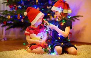 cum repari instalațiile de Crăciun defecte