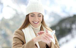 Cum îți îngrijești mâinile iarna?