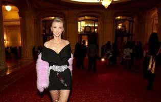 Antonia, ținută șoc la Gala ELLE Style Awards 2017. Ce au purtat Andra și Simona Halep - Galerie foto
