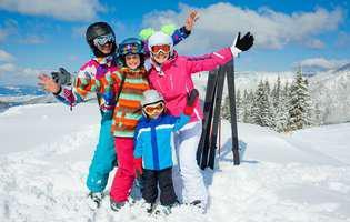 Idei de vacanță de iarnă pentru întreaga familie