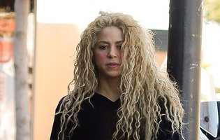 Shakira trece printr-o perioada nefasta