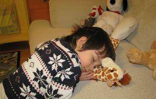Copilul tău este prea mare să mai doarmă la prânz?