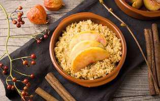 Quinoa - bol cu quinoa fiarta