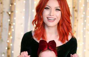 Fiica Elenei Gheorghe a împlinit șase luni. Artista și-a sărbătorit fiica cu mare fast