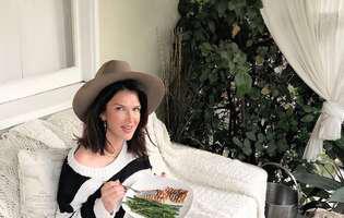 Monica Bîrlădeanu se pregătește pentru revenirea pe micile ecrane. Iată cum scapă de kilogramele în plus și ce secrete de frumusețe are