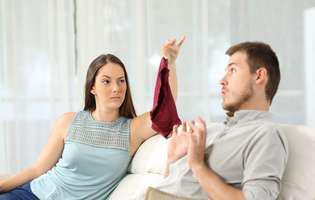 Semne că partenerul te trădează