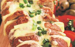 Pâine aperitiv la cuptor