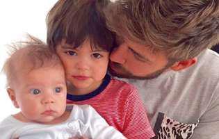 Bucurie mare în familia Shakirei! Fiul ei și al lui Gerard Piqué a împlinit 5 ani. Imagini adorabile cu Milan