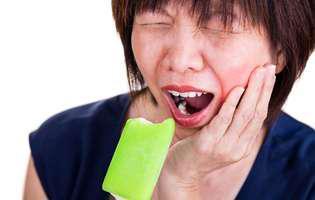 sensibilitatea dinților