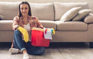 5 trucuri pentru o casă impecabilă tot anul