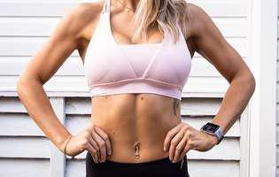 3 schimbări pe care trebuie să le faci dacă vrei un abdomen plat