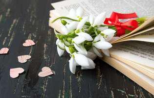 cărți de dragoste in colecția Cărți Romantice martie 2018