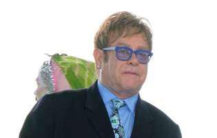 Elton John testament mama
