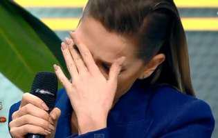 """Lidia Buble, invitată în emisiunea """"Neatza cu Răzvan și Dani"""", a izbucnit în lacrimi în direct: """"Dani, trebuie să-mi promiți că după ce se termină emisiunea…"""""""