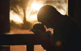 7 moduri în care viața se schimbă pentru un bărbat după ce devine tătic