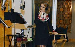 Celine Dion operata ureche