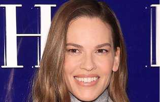 Hilary Swank pauza in actorie