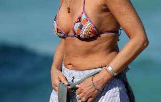 Sharon Stone s-a logodit
