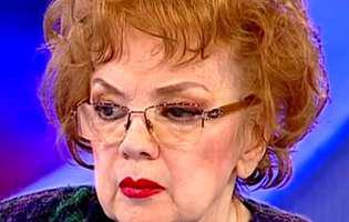 Actrița Aimee Iacobescu a murit la 71 de ani