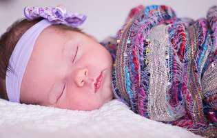 De ce adorm bebelușii în timpul alăptării