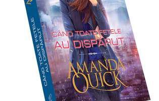 """""""Când toate fetele au dispărut"""" de Amanda Quick, despre dragoste și pericol"""