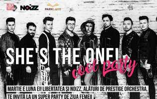 Libertatea și Noizz, alături de Prestige Orchestra și ParkLake Shopping Center, te invită la Cool Party