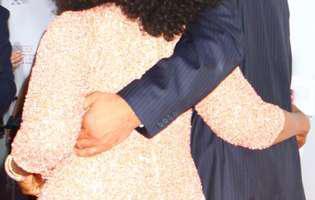 Oprah şi Stedman Graham s-au căsătorit după o relaţie de 32 de ani
