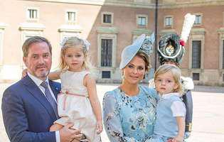 Prințesa Madeleine a Suediei