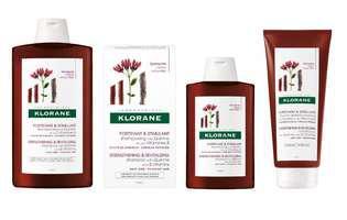 (P) Redă rezistența și frumusețea părului cu gama Klorane Chinină