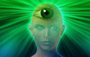 ce rol are al treilea ochi pentru intuitia feminina