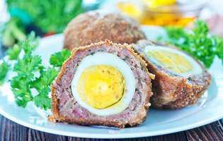 Ce să faci cu ouăle fierte rămase de la Paști