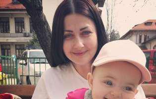 Ce se întâmplă cu fiica Gabrielei Cristea și a lui Tavi Clonda cu câteva zile înainte de botez. Dezvăluirea făcută de artist