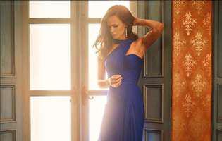 Jennifer Garner, intr-o rochie de seara dramatica