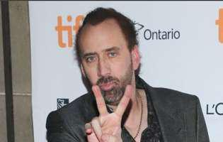 Nicolas Cage renunta la actorie