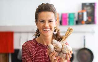 Remedii naturale cu usturoi pentru piele, păr și unghii