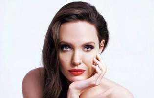 Angelina Jolie încă o apariție impecabilă. Cum a apărut la o întâlnire secretă cu un membru al familiei regale britanice
